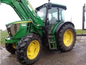 Wheel tractor John Deere 6100 MC