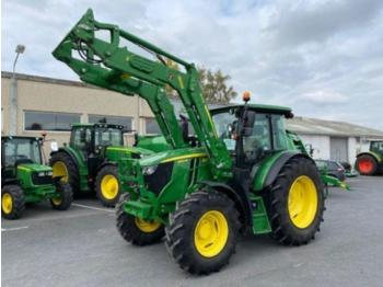 John Deere 6105mc - wheel tractor