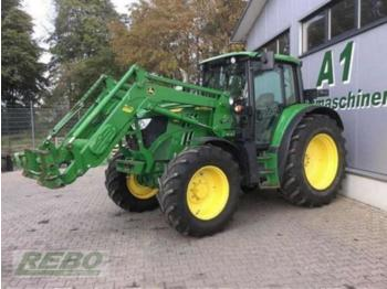 Wheel tractor John Deere 6115M PLUS
