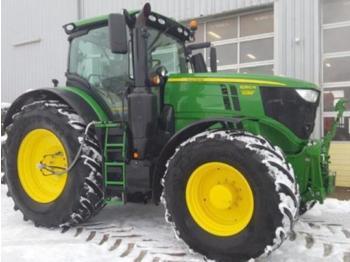 John Deere 6250r - ultimate, powergard b. 2024 - wheel tractor