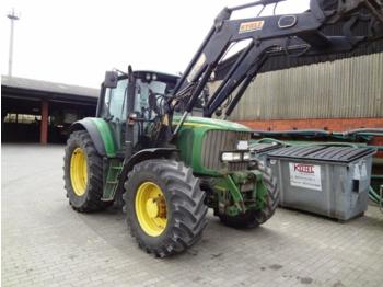 Leasing John Deere 6820 - wheel tractor