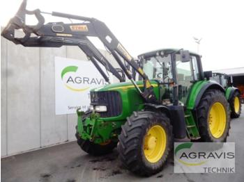 Wheel tractor John Deere 6820 A POWER QUAD PLUS