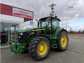 Leasing John Deere 7930 - wheel tractor