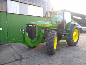 John Deere 8400 Powershift - wheel tractor