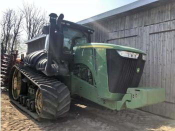 John Deere 9510RT - wheel tractor