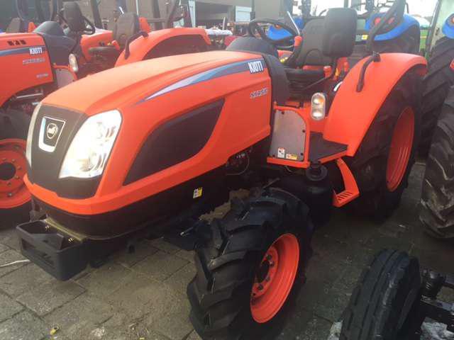 Wheel tractor Kioti Kioti NX 4510 — 2677724