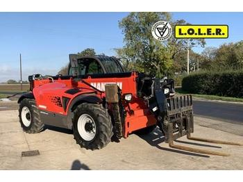 Wheel tractor Manitou MT1440 easy