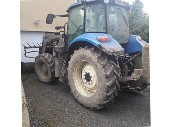 New Holland T595 - wheel tractor