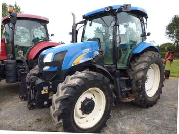 New Holland T6020ELITE - wheel tractor