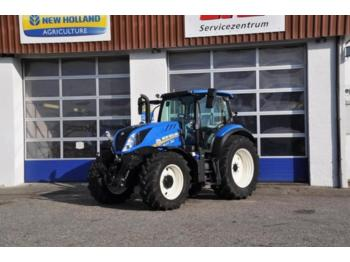 New Holland T6.125 - wheel tractor