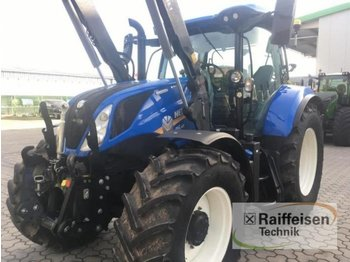 New Holland T6.145 - wheel tractor