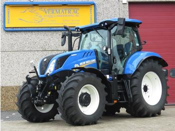 New Holland T6.180 DC - wheel tractor