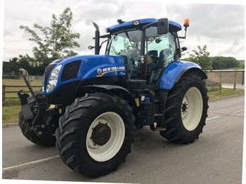New Holland T7.185 - wheel tractor