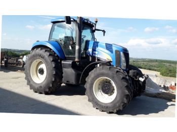 Wheel tractor New Holland T8040