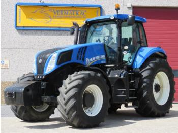 New Holland T8.360 - wheel tractor