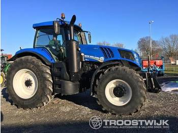New Holland T8.410 AC - wheel tractor
