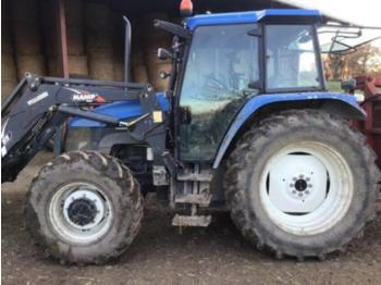 New Holland TS100 - wheel tractor