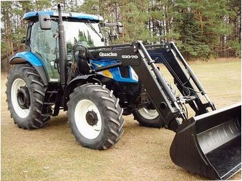 New Holland TS135A - wheel tractor