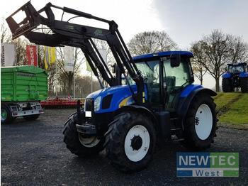 New Holland TSA 125 A 504 05 - wheel tractor