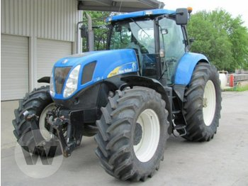 New Holland T 7040 - wheel tractor