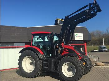 Valtra N 134 D DIRECT - wheel tractor