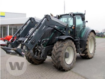 Valtra T 214 Direct - wheel tractor