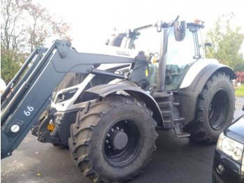Valtra T 214 Direct Vollausstattung - wheel tractor