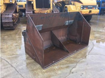HIGH TIP BUCKET High Tip Verreiker - bucket for loader