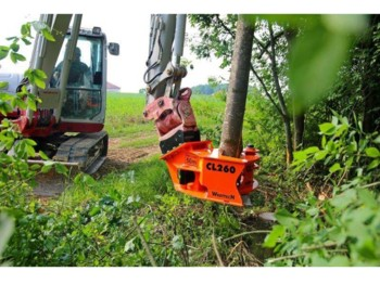 Westtech Woodcracker CL 260 - demolition shears