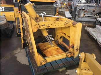 for CATERPILLAR grader - quick coupler