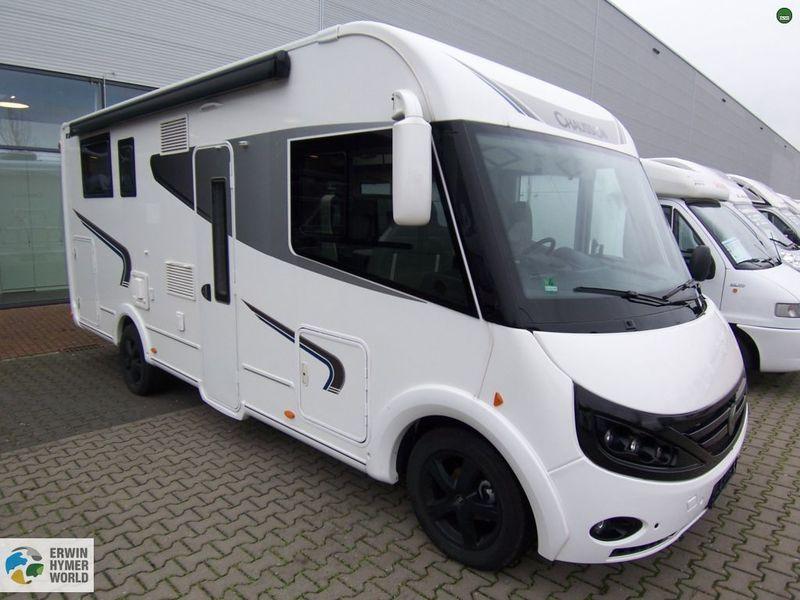 design intemporel 17d38 2d7be Camper van Chausson Exaltis 6028 EB e.Stützen,Luftfed.aut.SAT 2xTV — 2388930