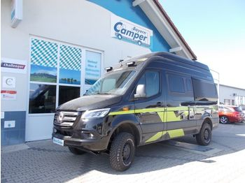 Camper van Hymer Car Grand Canyon S CrossOver (Mercedes)