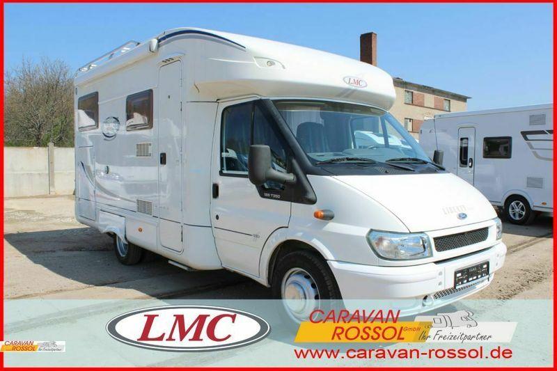 Camper van LMC Liberty 618 TI — 3642759