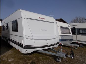 Travel trailer Dethleffs Nomad 600 ER Rangierhilfe
