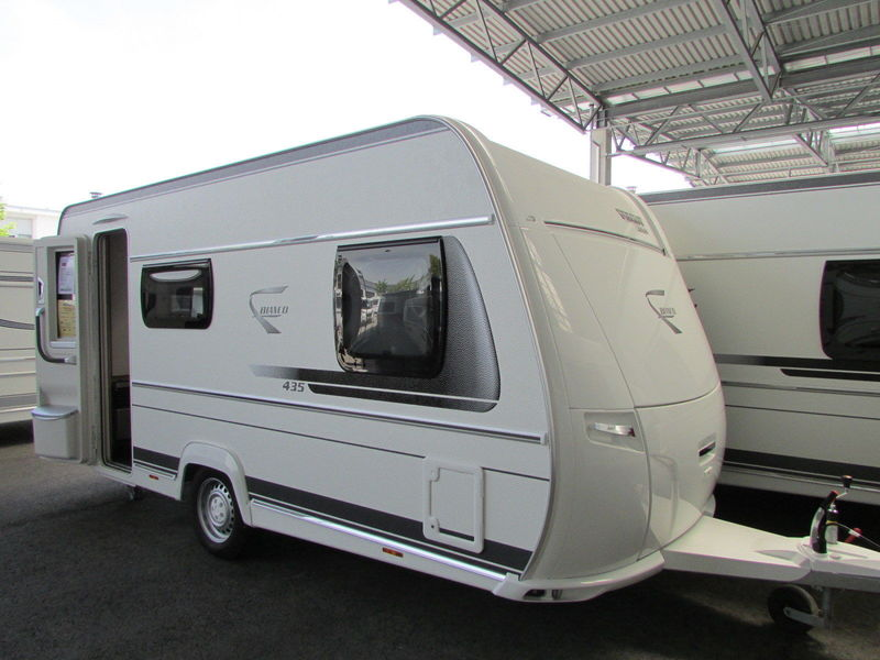 789d7359172c61 New travel trailer Fendt BIANCO SELECTION 435 SF sales at Truck1 UK ...