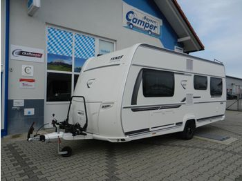 Travel trailer Fendt Saphir 465 SFB IC Line Rangierhilfe