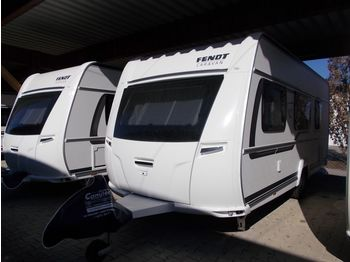 Travel trailer Fendt Saphir 495 SKM