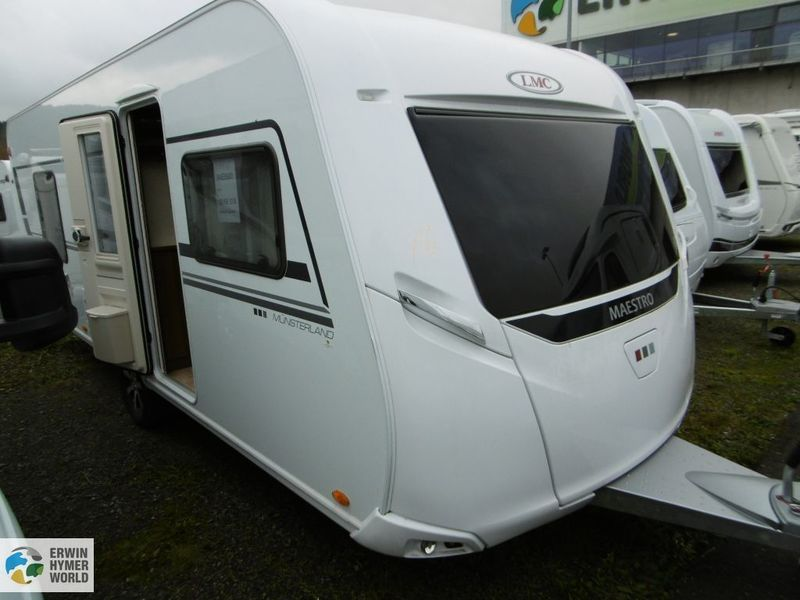 Travel trailer LMC Maestro 550 D — 2684743