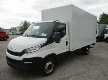 Closed box van Iveco Daily 35S15