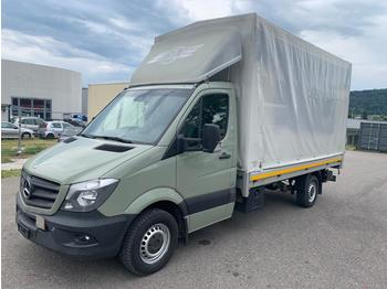 MERCEDES-BENZ SPRINTER 316 BT LBW KLIMA EURO 6 - curtain side van
