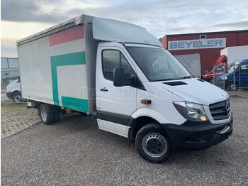 MERCEDES-BENZ SPRINTER 516 cdi - curtain side van