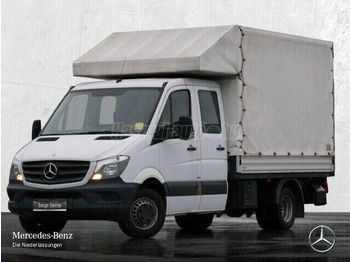 MERCEDES-BENZ SPRINTER 519 cdi - curtain side van