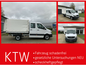Mercedes-Benz Sprinter 314CDI DOKA,Klima,3665mm Radstand  - curtain side van