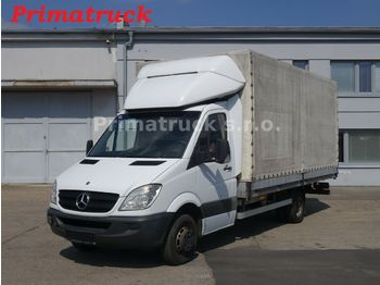 Mercedes-Benz Sprinter 515 CDI  - curtain side van