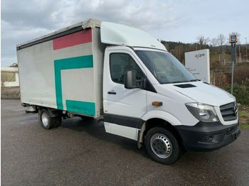 Mercedes-Benz Sprinter 516 519 CDI MAXI. ATM  - curtain side van