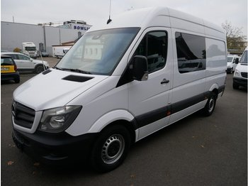 Panel van MERCEDES-BENZ Sprinter II Mixto 314 CDI lang hoch: picture 1