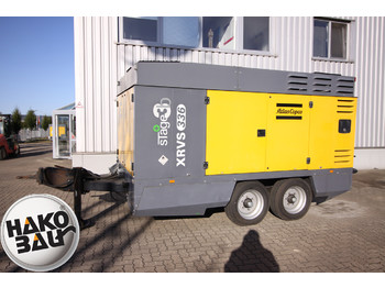ATLAS COPCO XRVS 336 CD - air compressor