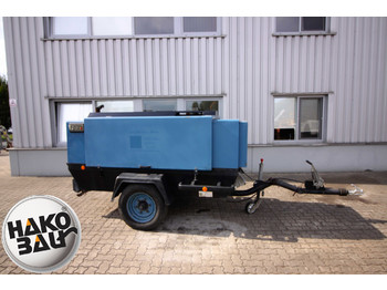 Atlas Copco XAHS 186 DD - air compressor