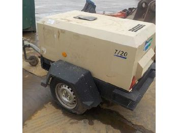 Air compressor Ingersoll Rand 7/20
