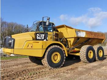 CAT 740B (GOOD CONDITION)  - articulated dumper